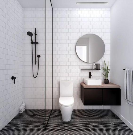 De 6 grootste valkuilen bij het indelen van de badkamer | Casa ID ...