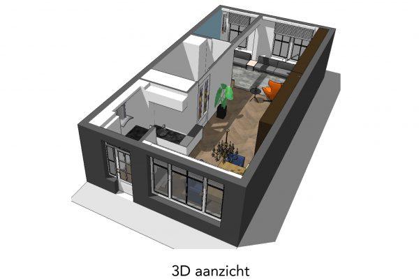3D aanzicht