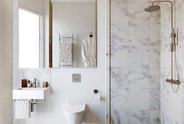 Badkamer indelen